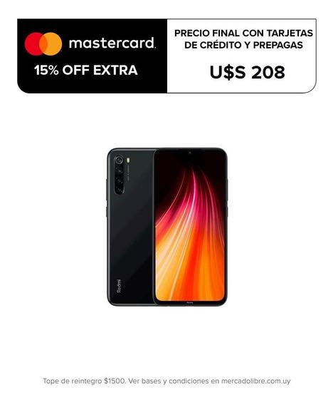 Xiaomi Redmi Note 8 64 / 4gb 6.3´ Cám 48/8/2 Mpx - Cover Co