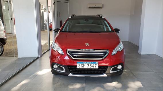 Peugeot 2008 Feline 1.6 Vti 115 Eat6 Año 2019 Oportunidad!!!