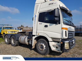 Foton Tractor Doble Eje 2010 Impecable!