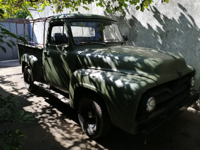 Ford F-100 1955 F100 Ford