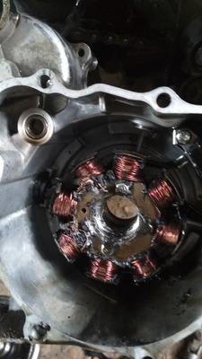 Electricista Y Mecanico De Motos A Domicilio.