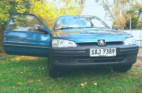Peugeot 106 106 Xn 1.124 Cm3