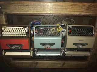 15 Maquinas De Escribir Olivetti Letera 22 Buen Estado Elija