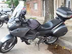 Honda Deauville Nt 700 Como Nueva! 43800 K. Precio Oferta!