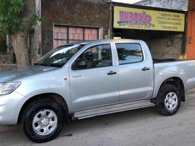 Toyota Hilux Dx Nafta 2.7