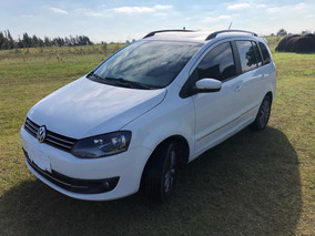Volkswagen Suran 1.6 Imotion Highline 2013
