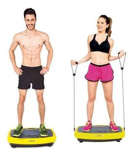 Plataforma Vibratoria Profesional Fitness Gym - Vibrofit
