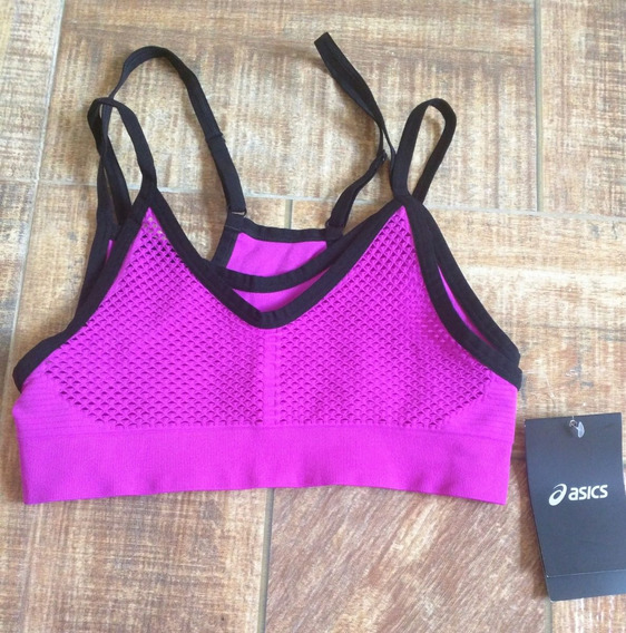 Asics, Top Deportivo Gym Fitness Mujer