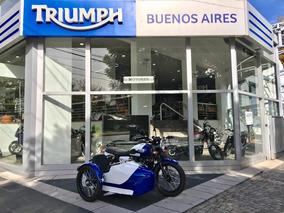 Triumph Bonneville T 214 Special Edition 865cc 2015 297km