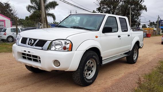 Nissan Frontier 4x4 Nafta - Financio / Permuto