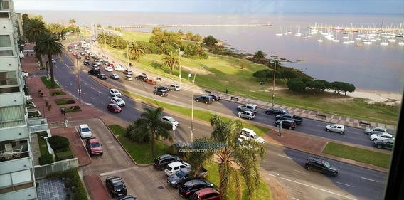 Rambla Puerto De Buceo, Alquila 3 Dormitorios + Servicio