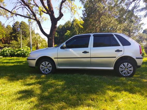 Volkswagen Gol 1.6 2001 Único En Su Estado 190.000 Kms