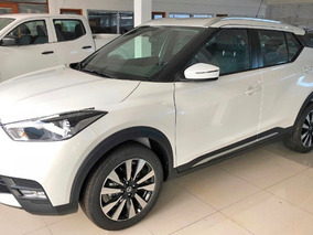 Nissan Kicks 1.6 Exclusive Cvt. At. 0km. No Descuenta Iva