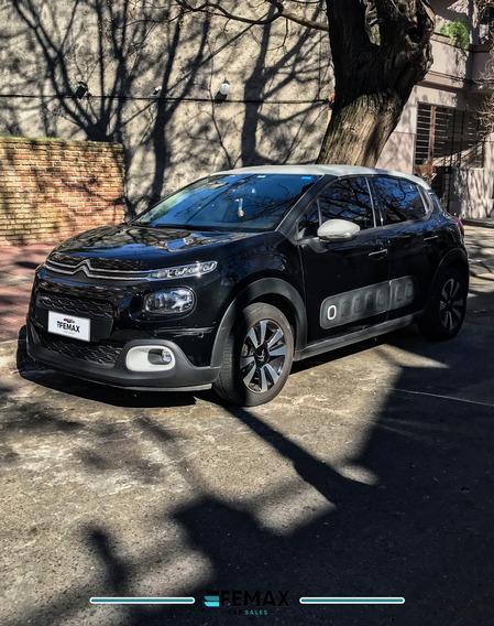 Citroën C3 Shine 1.2 Puretech 82 M/t