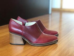 d91109ca9d Zapatos Mocasines Cuero Talles 35 Al 40. Varias Combinacione