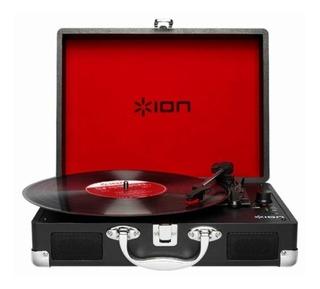 Bandeja De Vinilo Domestica Completa Ion Vinyl Motion Ms1xca