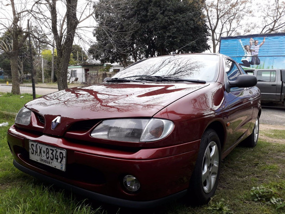 Renault Megane Coupe 1.6 Doble Airbag