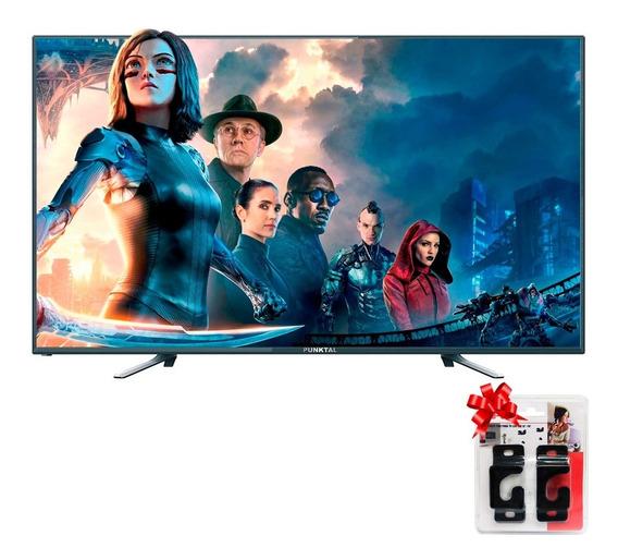 Tv Smart Led 32 Punktal Televisor Hdmi Vga Wifi Netflix Dim