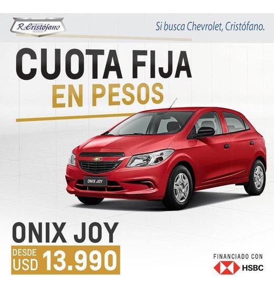 Chevrolet Onix Joy 2019 0km