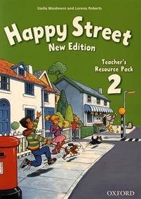Happy Street 2 N/ed.- Tch