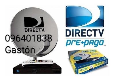 Instalación De Antenas Satelitales. Directv, Fta. Con Garant