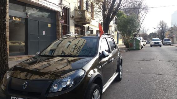 Renault Sandero Stepway Privilege Año 2013