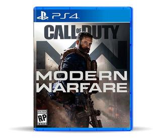 Call Of Duty Modern Warfare Ps4 En Español, Físico, Macrotec