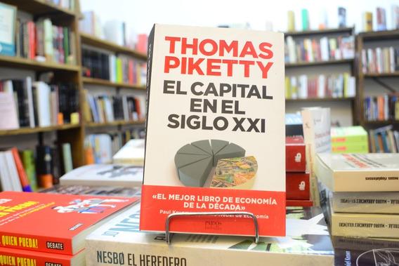 El Capital En El Siglo Xxi. Thomas Piketty.