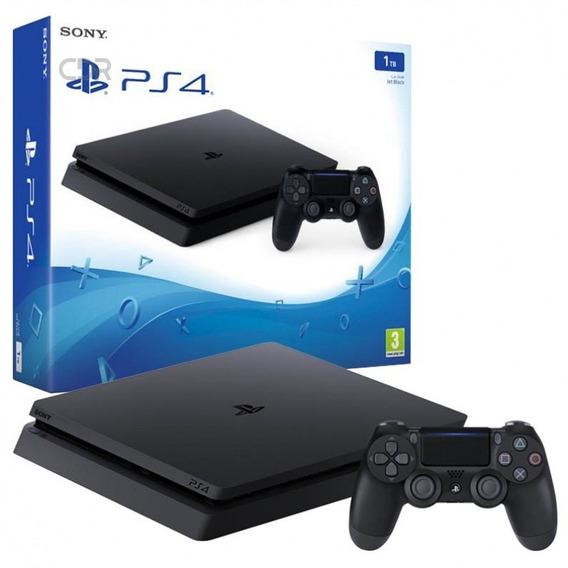 Play Station 4 Consola 1tb Slim 8gb 220v Sony