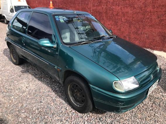 Citroën Saxo 1.5 Diesel Año 1998 Al Dia Liquido 3300 Dolares