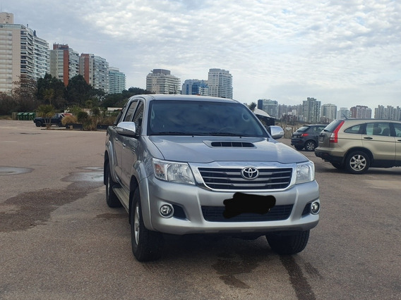 Toyota Hilux 3.0 Cd Sr Tdi 171cv 4x4 - C3 2015