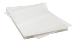 Plástico Para Plastificar 98x67 X100