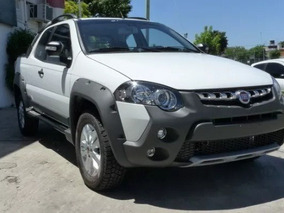 Fiat Strada 0km Adventure O Working - Anticipo + Cuotas - 6