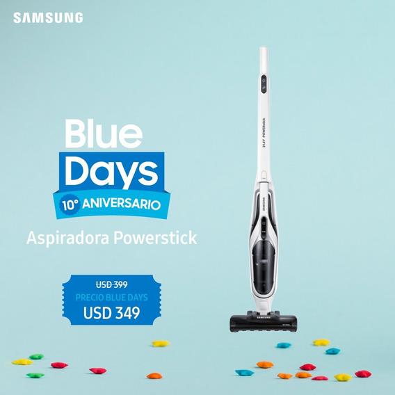 Aspiradora Samsung Vs60k6050 Powerstick Garantía Oficial