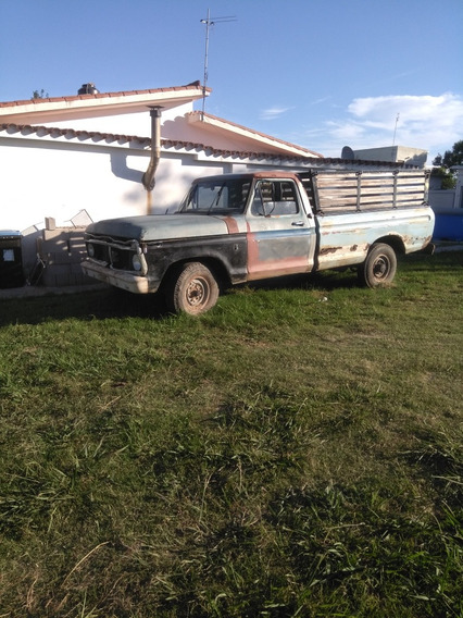 Ford F-250 1977 Rural