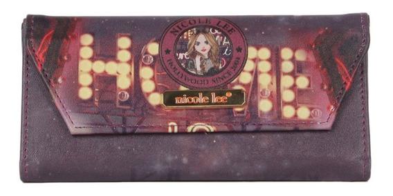 Porta Lentes Nicole Lee Usa Originales (prt6615)