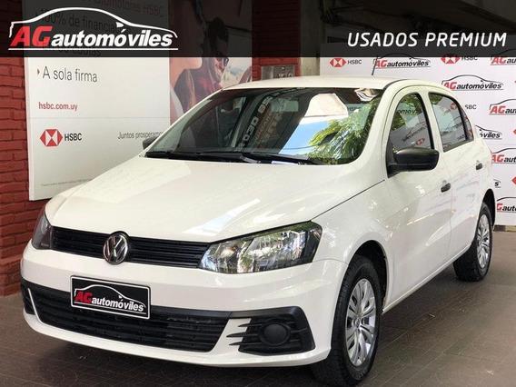 Volkswagen Gol Msi 2018 Dcta Iva - Extrafull - Inmaculado!
