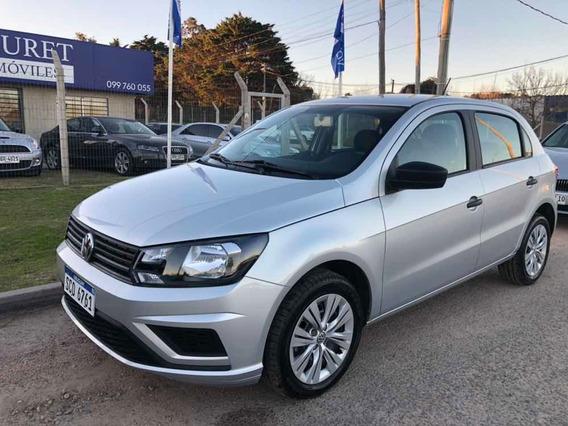 Volkswagen Gol 1.6 Trendline 101cv 2019