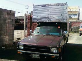 Nissan Pick-up Estaquitas De Redilas Datsun