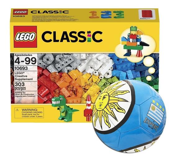 Lego Classic Creative Suplemento 10693 + Regalo ! - El Rey