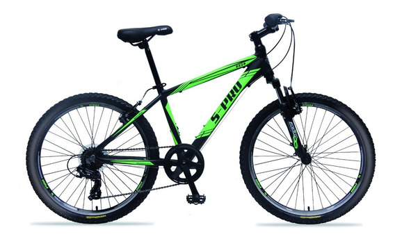 Bicicleta S-pro Vx 24 Man R 24 Megastore Virtual
