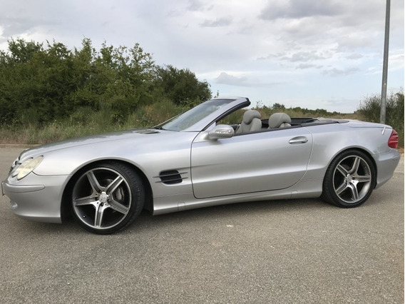 Mercedes-benz Sl Roadster 350
