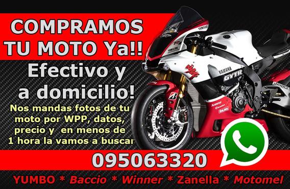 Motos Yumbo Gs Winner Strong Al Dia