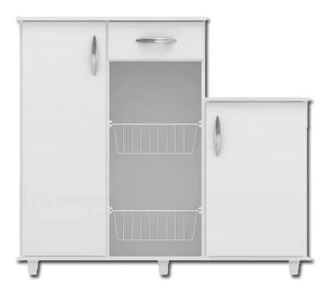 Mueble Cocina - Alacena - Multiuso - Microondas - Lcm