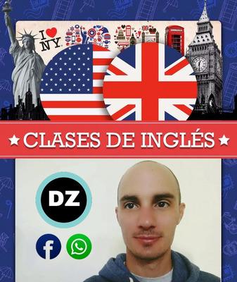 Clases De Inglés Profesor Particular Todos Los Niveles