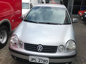 Volkswagen Polo 1.6 Mi 8v Gasolina 4p 2003