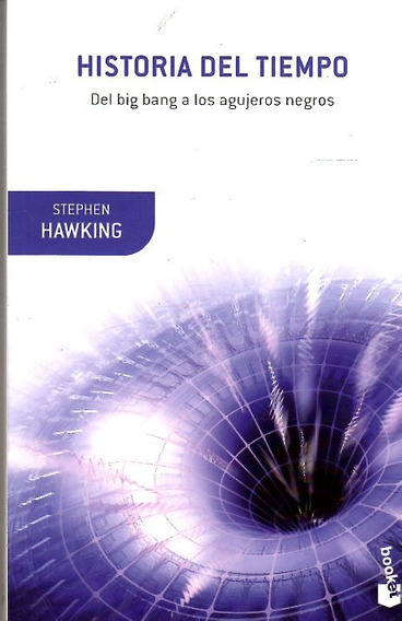 Libro: Historia Del Tiempo / Stephen Hawking