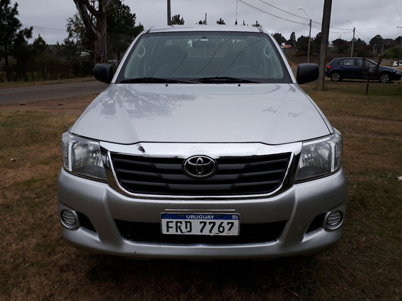 Toyota Hilux 2.5, Diesel, 4x2, 2012, Doble Cabina.