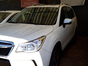 Subaru Forester 2.0 Awd Cvt Si Driver Xt 8at 2015
