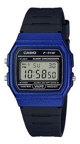 Relojes Casio Hombre F91wm | Linea Retro | Envio Gratis